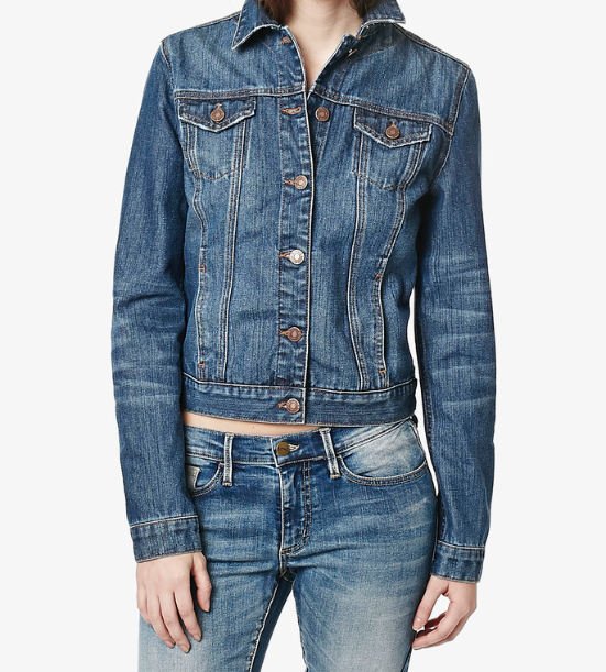 Nova Denim Jacket